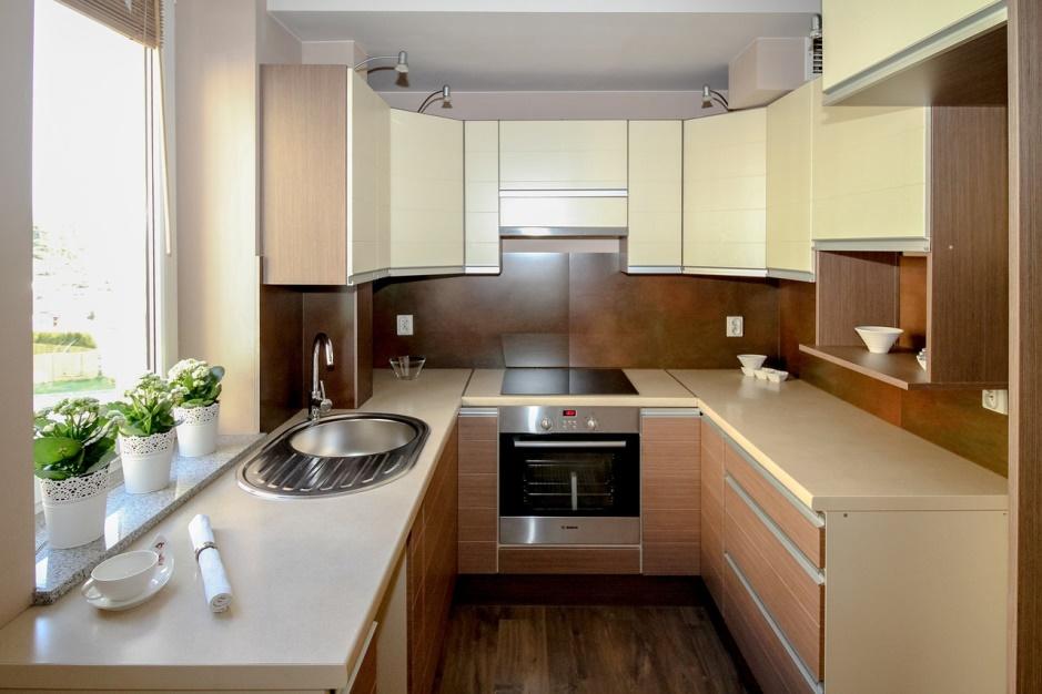 Ideas para el montaje de cocinas pequeñas | Hipertablero