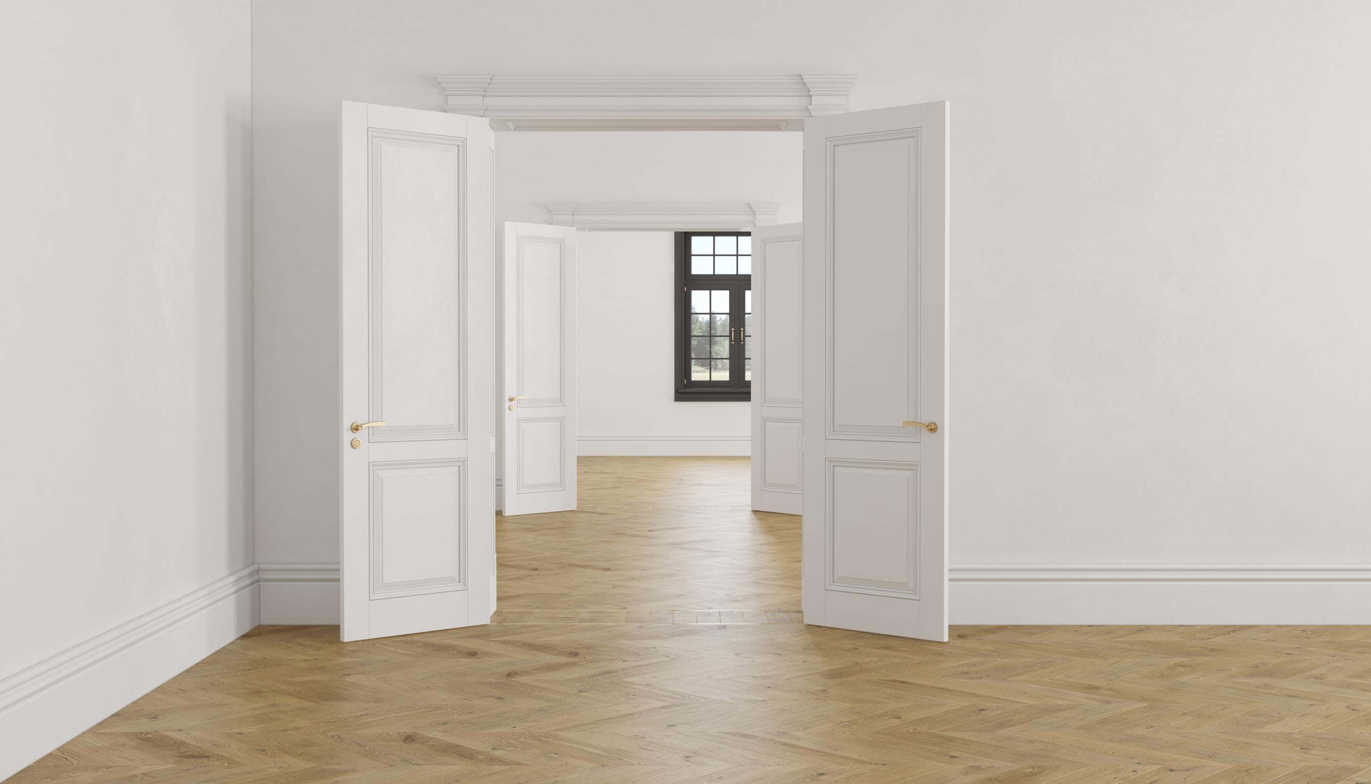 Amplio catálogo de puertas de paso en Madrid